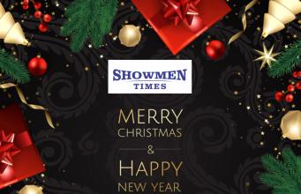 Showmen Times | Sesaons Greetings
